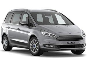 Ford Galaxy Titanium 2.0 EcoBlue 150PS