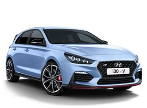 Hyundai i30 N 275PS Performance Pack £29,495