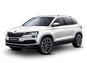 last few available 2018 Skoda Karoq SE (very low mileage, choice of colours)