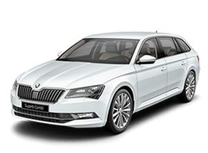 ŠKODA Superb 2.0 TDI CR SE L Exec DSG Estate