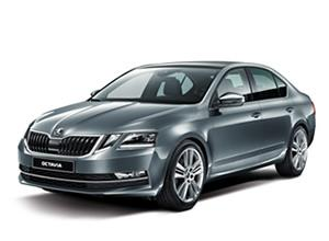 2017 Skoda Octavia - price new £21,715, our price £14,495