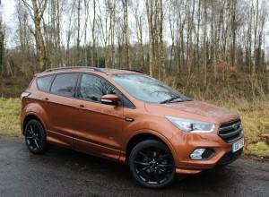 2017 Ford Kuga ST-Line X