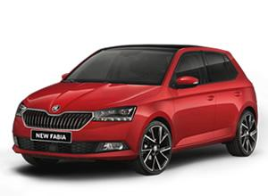 All-New ŠKODA Fabia
