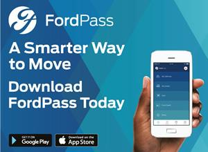 FordPass is your key to smart mobility