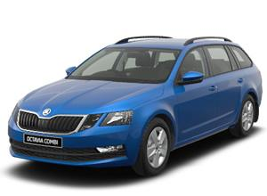 ŠKODA Octavia Estate SE 1.5 TSi 150PS
