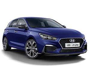 JUST LAUNCHED Scrappage Offer - I30 N Line TURBO from £18,255