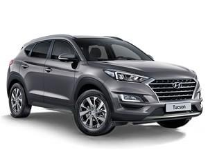 All New Tucson SE Nav