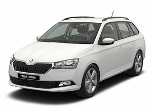 ŠKODA Fabia Estate SE L 1.0 TSi 110PS Auto