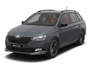 ŠKODA Fabia Estate Monte Carlo 1.0 TSi 95PS