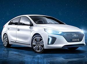 Hyundai Try & Buy Event £1,000 off IONIQ Hybrid and Plug-in Hybrid