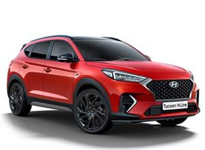 All New Hyundai Tucson N Line Available to Order