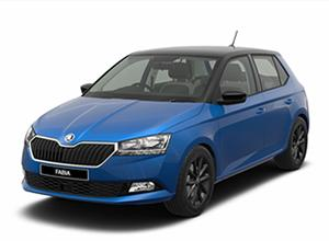 All-New ŠKODA Fabia 1.0 MPI 60 PS Colour Edition Hatchback