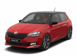 All-New ŠKODA Fabia 1.0 TSI 95 PS Monte Carlo Hatchback