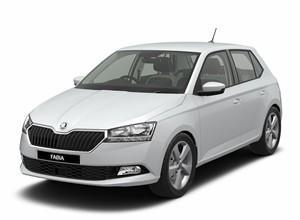 All-New ŠKODA Fabia 1.0 MPI 60 PS S Hatchback
