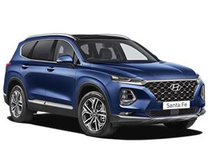 ALL NEW Santa Fe from £349 + VAT