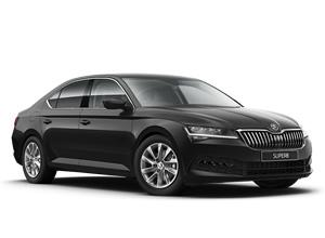 ŠKODA Superb 1.6 TDi CR SE Tech Hatch DSG