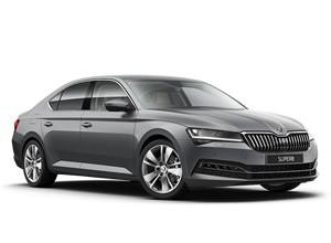 ŠKODA Superb 2.0 TDi SE L 150PS