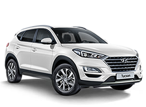All-New Hyundai Tucson S Connect