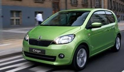 Skoda Citigo Comes to the City