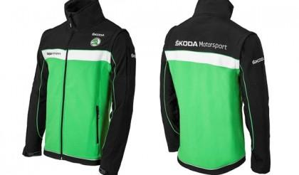 Win a Skoda or Hyundai rally jacket!