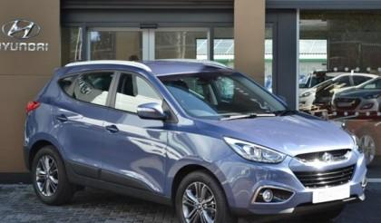 2015 REG IX35 1.7 CRDI SE & SE NAV  FROM £14,985 SAVE £7,475 OFF LIST PRICE!