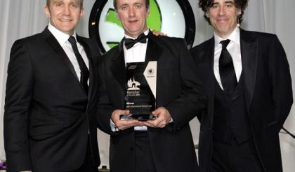 John Mulholland Motors win UK Skoda Retailer of the year for the second time
