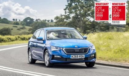 Skoda kick off 2020 with tophy haul at the What Car? Car of the Year Awards 2020!