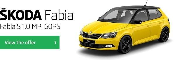 Skoda Fabia and Hyundai i10 only £99 per month - take your pick at John Mulholland Motors!!
