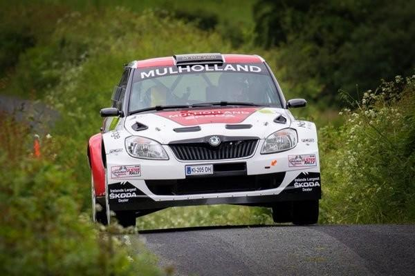 Dates confirmed for the 2017 John Mulholland Motors Ulster Rally