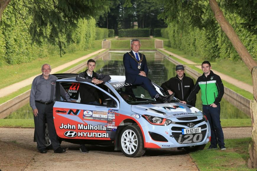 Entries now open as The 2018 John Mulholland Motors Ulster Rally launches in Antrim