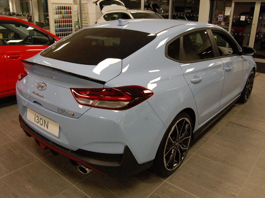 JANUARY 2019 Hyundai i30 Fastback