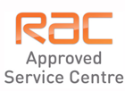 RAC Approved service center