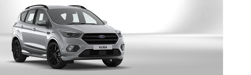 Ford Kuga ST-Line X 4WD Auto £23,995