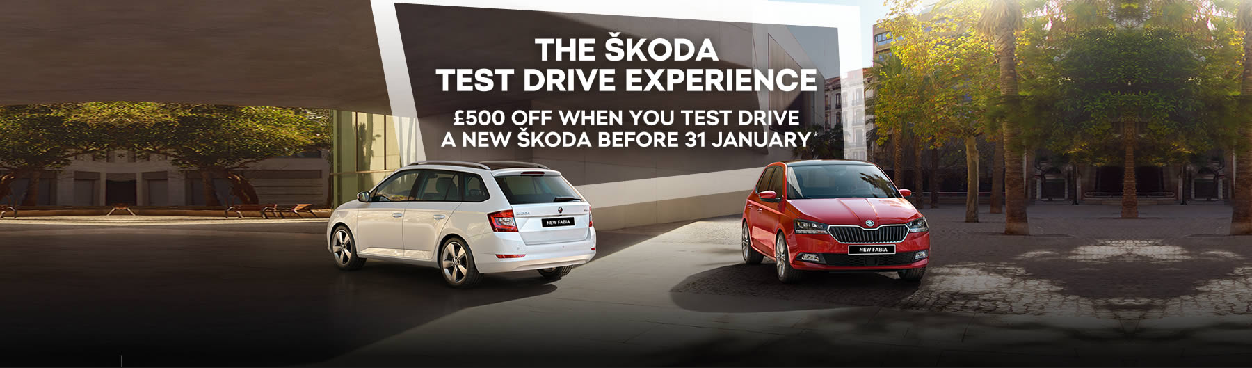Skoda Test Drive Experience