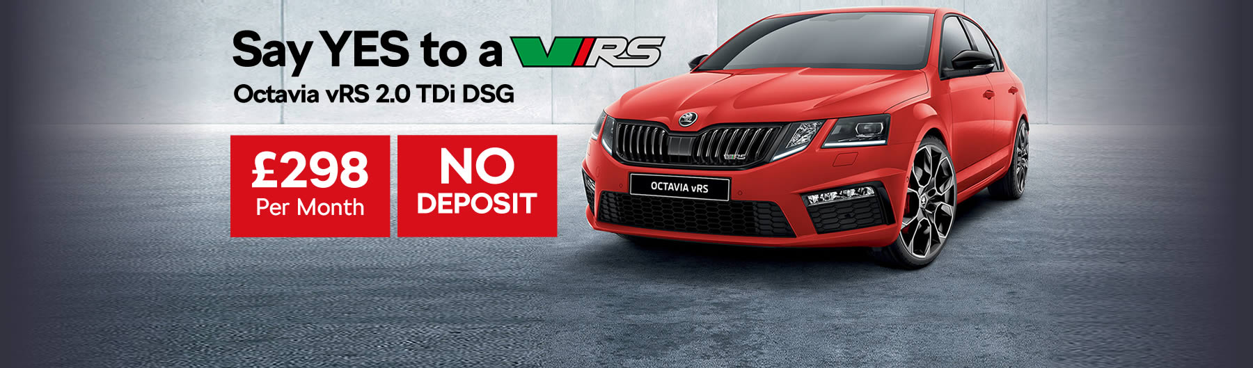 Say YES to a vRS